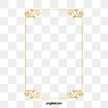 Gold Pattern Frame Frame Clipart Gold Frame Frame Pattern Png Transparent Clipart Image And Psd File For Free Download Vector Business Card Free Graphic Design Graphic Design Background Templates
