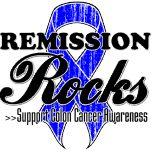 cancer colon remission)