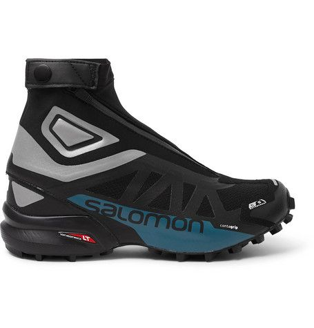promo code 4ab99 5b01c SALOMON Snowcross 2 CSWP Mesh And Neoprene Boots. #salomon ...