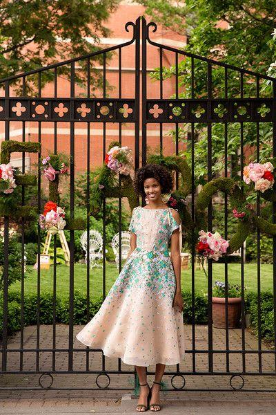 Lela Rose, Resort 2018 - The Most Pinterest Worthy Dresses From Resort 2018 - Photos
