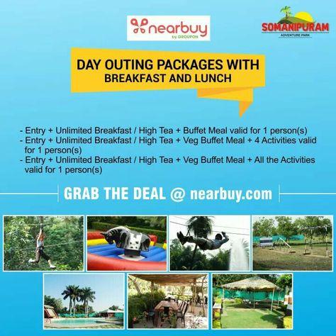 experience the new thrill adventure and fun at somanipuram adventure park atvactivity thrillingactivity outdoorfun