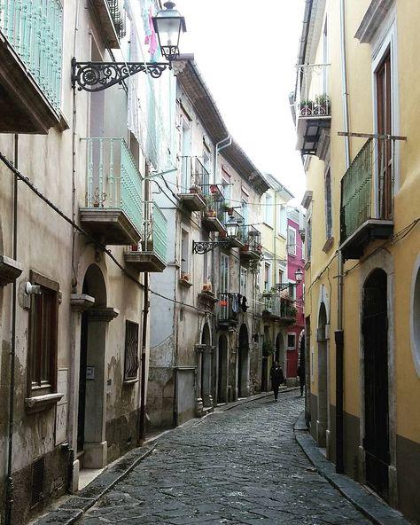 volgoitalia Centro storico. #campobasso...