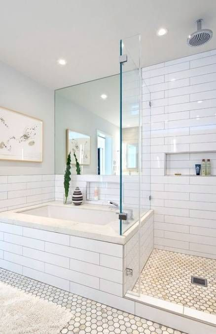 Super Bath Tub Shower Combo Ideas Floors 19 Ideas Bathroom Remodel Master Bathrooms Remodel Small Bathroom Design