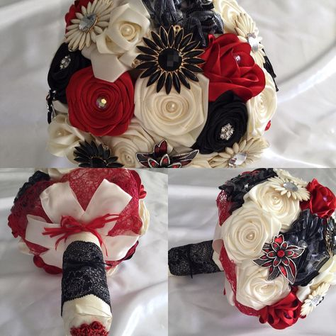 #jewelledbouquets#brisbanebrides#bejewelledbridal #bespokebouquets #keepsakebouquets #weddingbling #