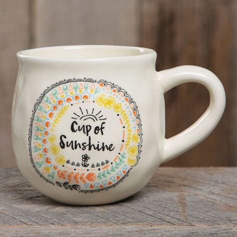 Happy Cup of Sunshine mug