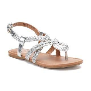SO® Mime Girls' Sandals | Girls sandals