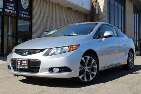 2012 Honda Civic Si For Sale >> Pin By Empire Motors On Honda Civic Si Honda Civic Coupe