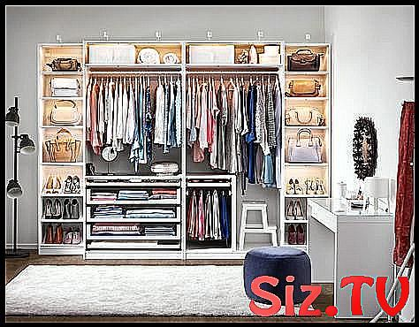 Ordnung Im Schlafzimmer Und Kleiderschrank Mit Ikea Ordnung Im