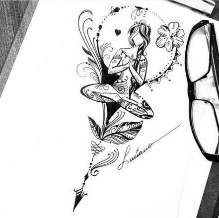 Foto Foto Tattoos Flower Tattoo Designs Mandala 6