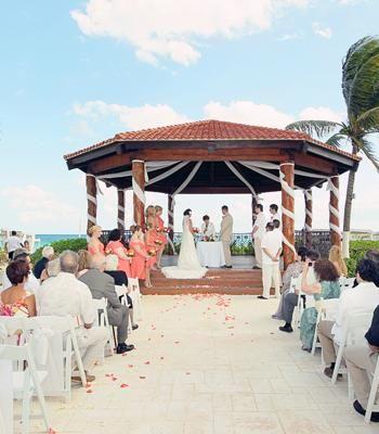The Royal Playa Del Carmen Destination Wedding Nakako And Andrew Riviera Maya