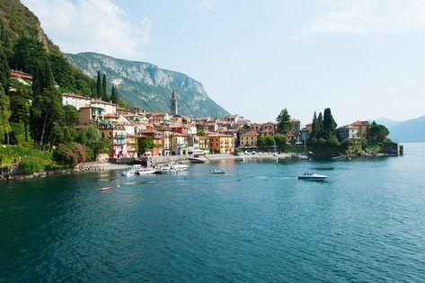 Lake Como, Italy - Lake Como, Italy / Sample