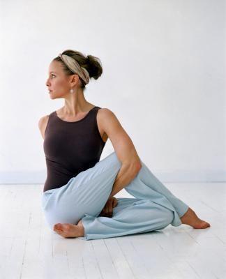 Ejercicios de próstata de yoga en Nueva York