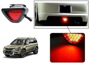 Skoda Yeti Car Triangle Style Rear Break Light Skoda Yeti Car