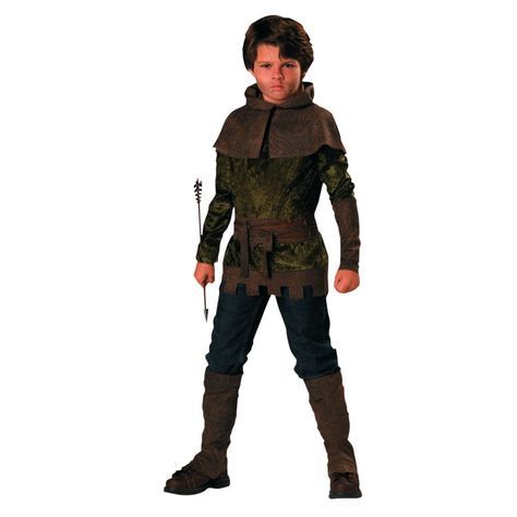 Robin Hood Boys Halloween Costume - Medium