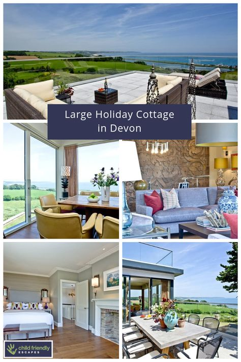 A Self Catering Holiday Cottage In Devon Ideal For Larger Groups Of Friends And Family Childfriendlyescapes Devon Cottages Cottages By The Sea Holiday Cottage