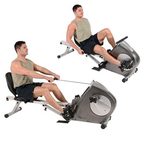 Stamina Conversion Ii Recumbent Exercise Bike Rowing Machine 15 9003 Recumbent Bike Workout Biking Workout Exercise Bikes