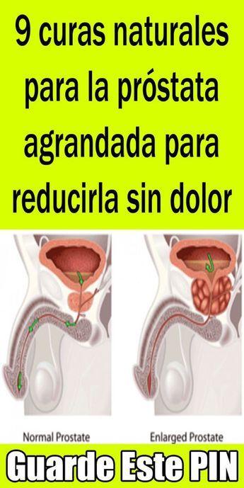 Tratamiento natural ayurveda de la próstata agrandada