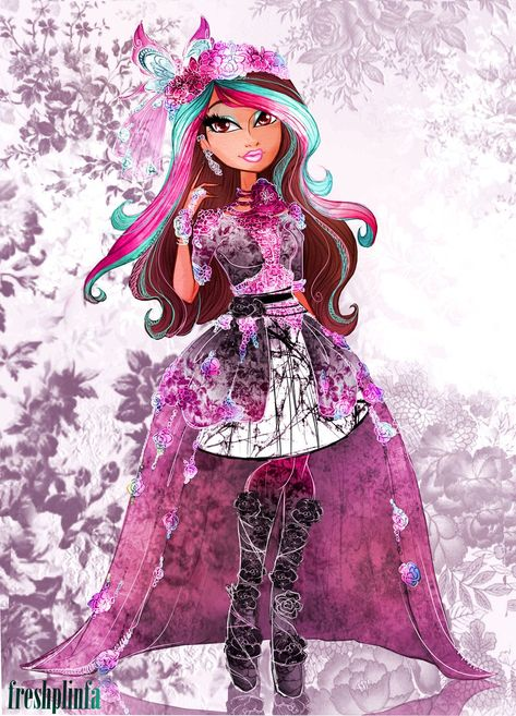 Ever After High book of awesome fan art