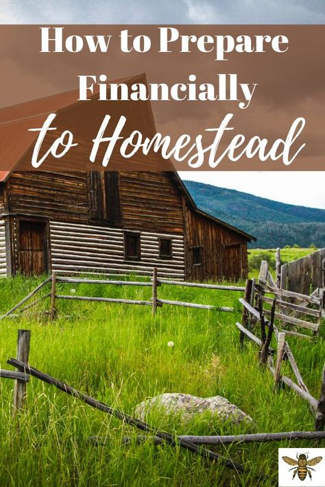 How Much Money Does it Cost to Start a Homestead ...