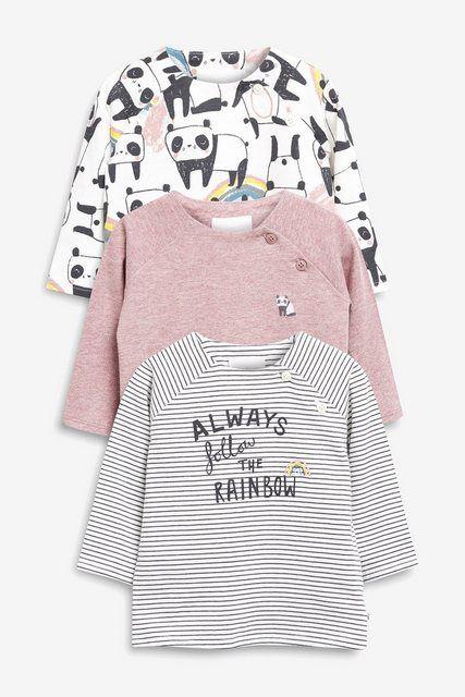 Baby Mädchen Kleidung Set 2 Teilig Tops Hosen Langarm Minnie Mouse Baumwolle