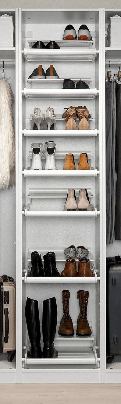 Garderoba Ikea Pax Buty Shoe Rack Home Rack
