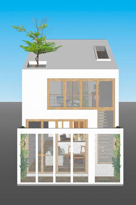 Minimalist House / 85 Design