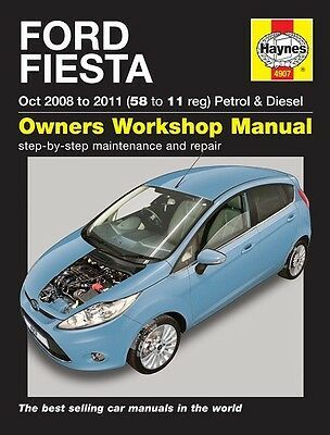 Advertisement Ebay Ford Fiesta 2008 2011 Essence Et Diesel