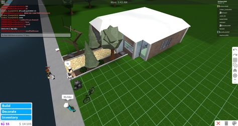This Is A Nice Starter House To Build If You Have 20k In Roblox