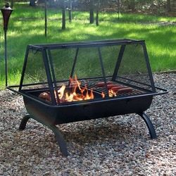 Deckprotect Fire Pit Pad Heat Resistant Fire Pit Mat Fire Pit Essentials Outdoor Fire Wood Burning Fire Pit