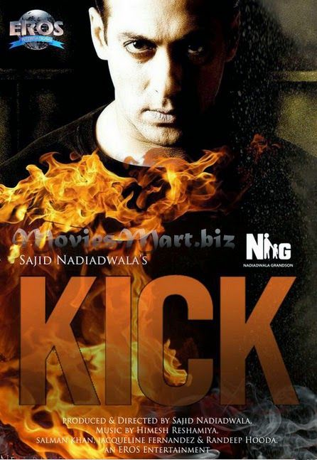 Kick (2014) | Salman Khan Hindi Movie Posters | Pinterest | Salman khan and  Movie