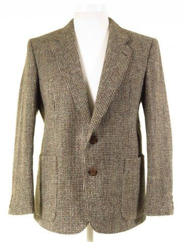 Buy Quality Classic Men S Vintage Clothing Retro Second Hand Designer Clothes Suits Blazers Tweed J Harris Tweed Jacket Vintage Clothing Men Harris Tweed