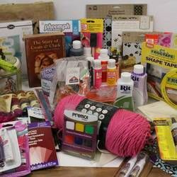 LAST DAY! Win a Craft & Hobby Show 2014 Swag Bag - Giveaway