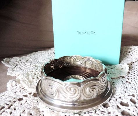 Tiffany 60% OFF! Tiffany  Co. Sterling Silver Scroll Pattern by TheEarthsCafe #Jewelry #Tiffany #style #Accessories #shopping #styles #outfit #pretty #girl #girls #beauty #beautiful #me #cute #stylish #design #fashion #outfits #diy #design