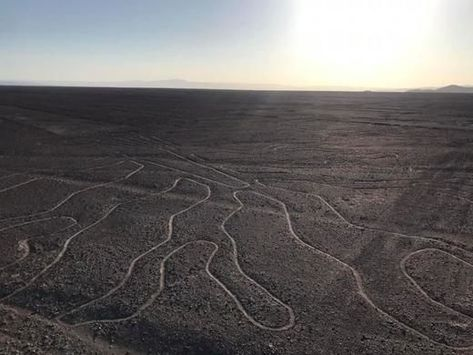 Nazca Lines Observation Tower – Nazca, Peru