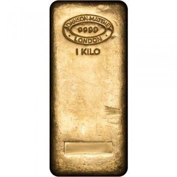 Cheap 1 Kilo Johnson Matthey Gold Bar In 2020 Gold Bar Gold Cost Gold Investments