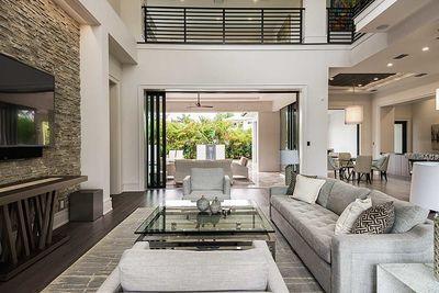 Contemporary Modern Mediterranean Interior Design Home Design Ideas