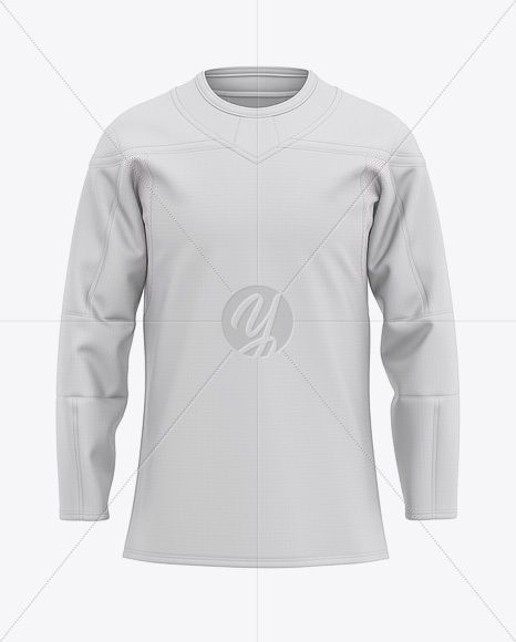 Download Men S Hockey Jersey Mockup Front View In Apparel Mockups On Yellow Images Object Mockups Clothing Mockup Shirt Mockup Sweatshirt Short