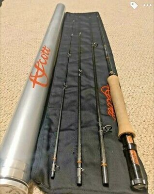 Ad Ebay Lightly Used Scott Radian 10ft 4wt Fly Rod Free Shipping Retails At 795 With Images Fly Rods Ebay Radians