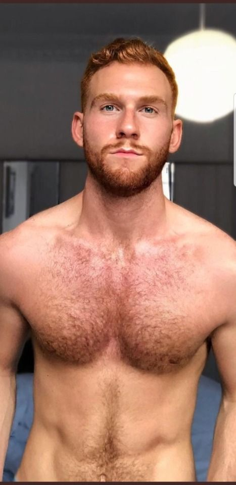 (4) Tumblr | Ginger men, Hot ginger men, Grey hair men
