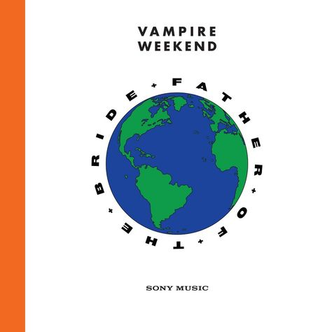 Vampire Weekend Father of the Bride (CD)