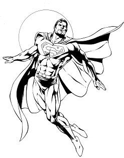 Superhero Coloring Pages Coloringpagesonly Com Superman Coloring Pages Superhero Coloring Pages Coloring Pages