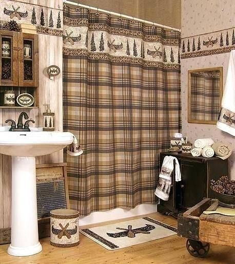 Lake Bathroom Ideas Cabin Bathrooms