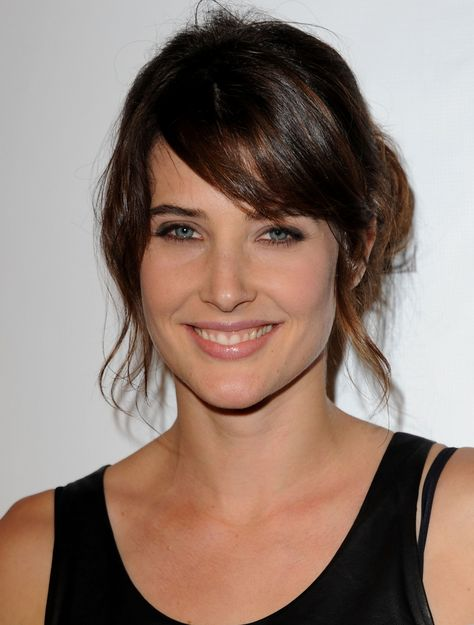 Cobie Smulders as Robin on Marvel's Agents Of S.H.I.E.L.D.