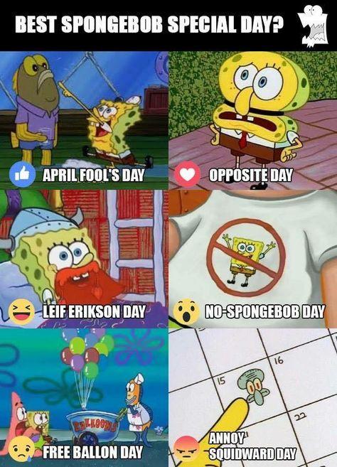 Leif Erikson Day Spongebob : erikson, spongebob, SpongeBob, Ideas, Spongebob,, Spongebob, Memes,, Squarepants
