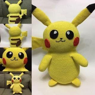 Patrón gratis amigurumi de Charmander de Pokemon | Patrones ... | 320x320