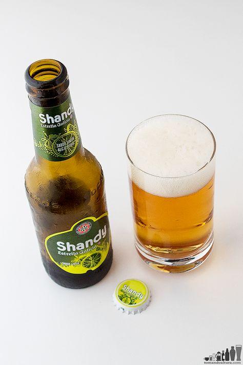 Bia Shandy Estrella Galicia 0 9 Chai 250ml Thung 24 Chai