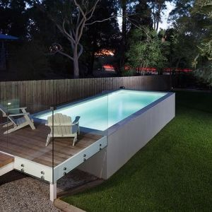 Residential Concrete Pools