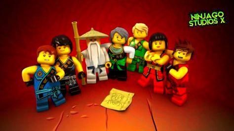 lego ninjago episode 1 season 4