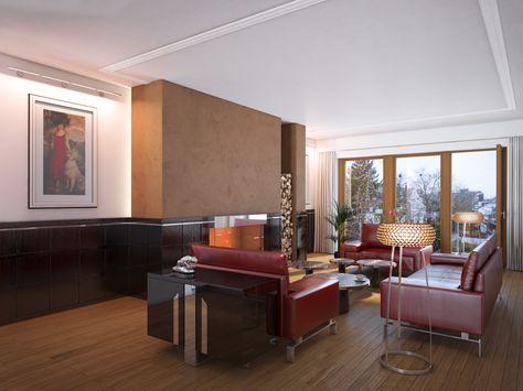 Inspirational Elegantes Stadthaus in D sseldorf Benrath zum Erwerb Immobilien in D sseldorf Pinterest