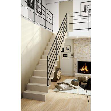Escalier Lapeyre Recherche Google Escalier Droit Escaliers Interieur Escalier